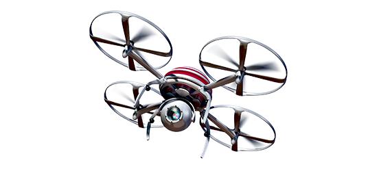 eesc quadricoptero