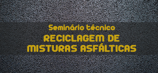 eesc seminario reciclagem misturas asfalticas