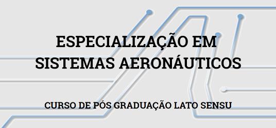 eesc especializacao sistemas aeronauticos